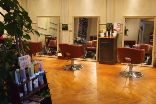 美容室Anne富の原店